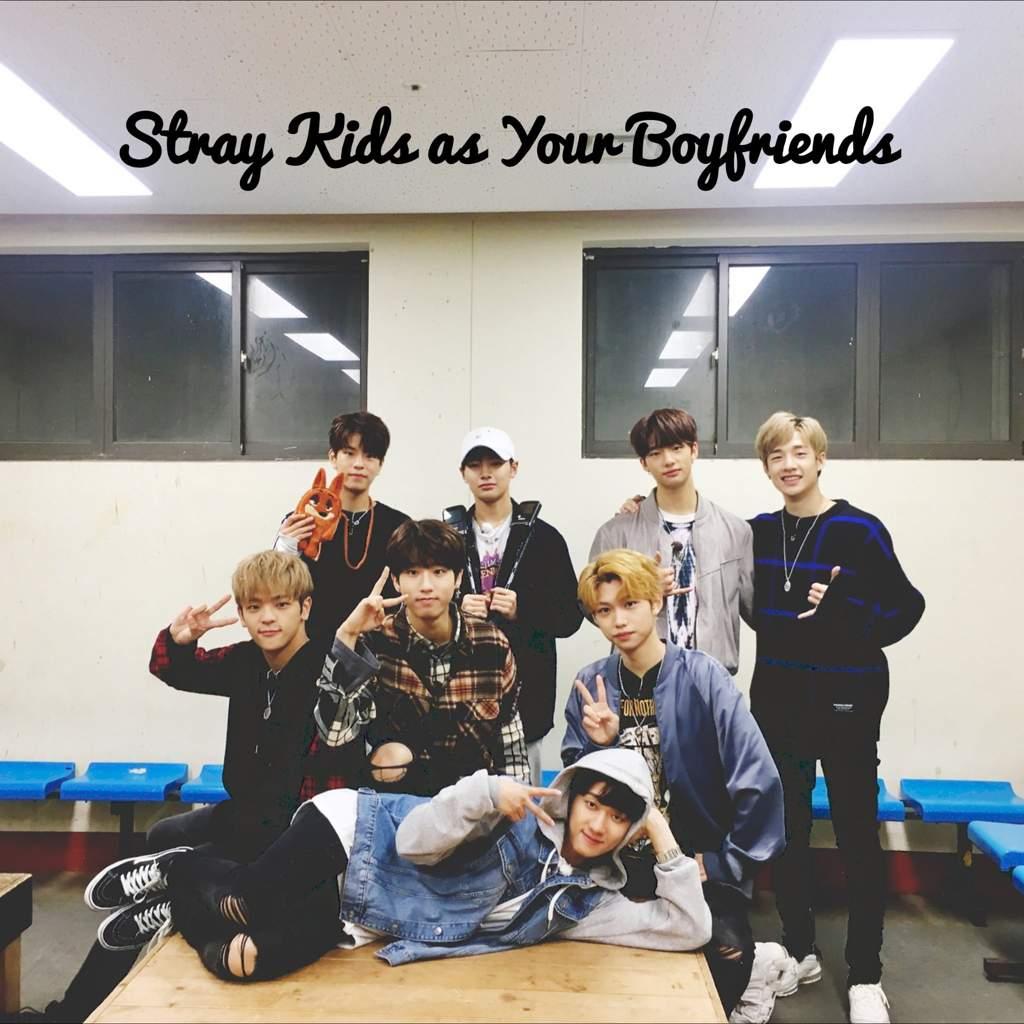 Stray Kids as Your Boyfriends! | Stray Kids Amino