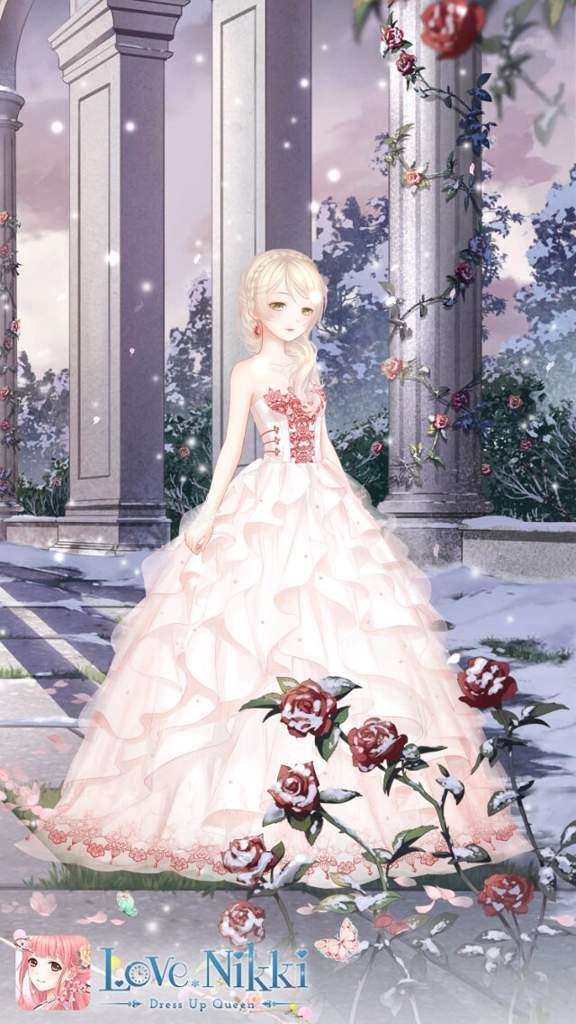 My Ball Gown Challenge Entry Love Nikki Dress Up Queen Amino