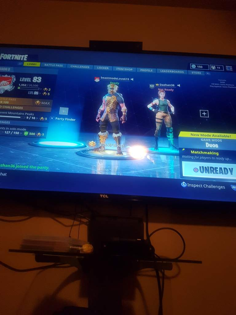 Add xbox fortnite players on ps4
