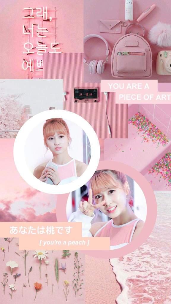 Momo Wallpaper Aesthetic Twice 트와이스 ㅤ Amino