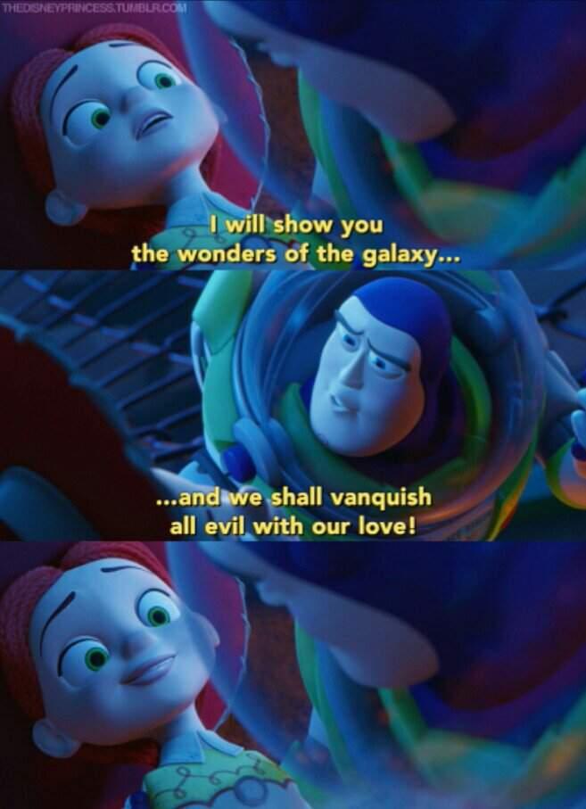 Buzz X Jessie Images Quotes Disney Amino