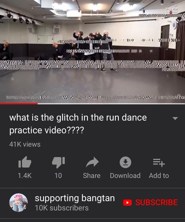 List of BTS glitches    ❓     ARMY's Amino