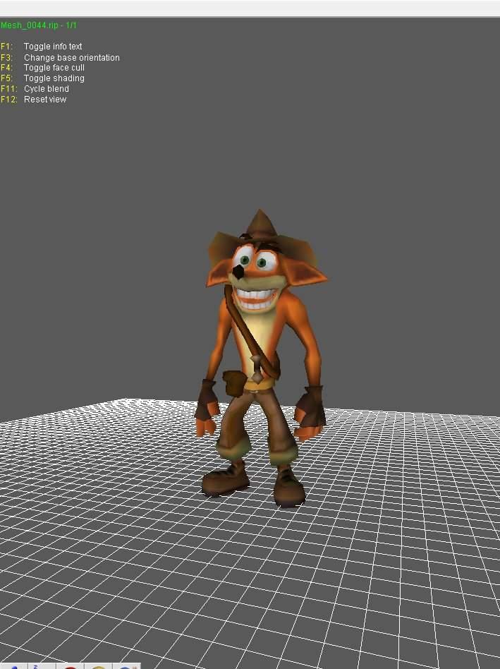 Crash Tag team : Crash models preview6   Video Games Amino