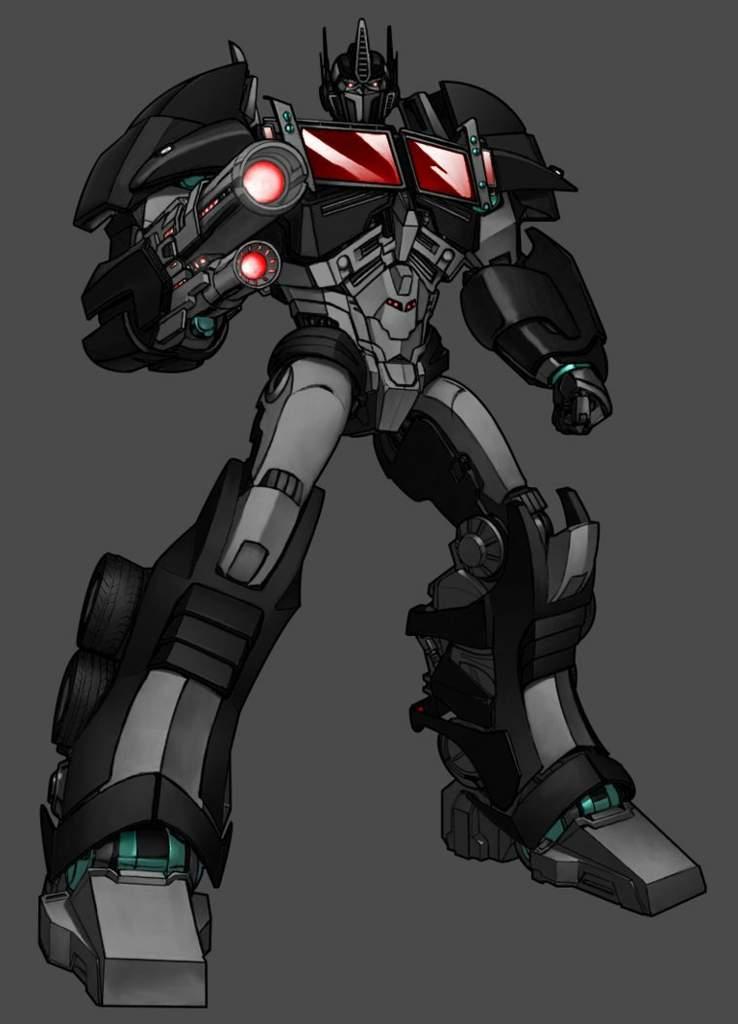 the origin of nemesis prime transformers amino