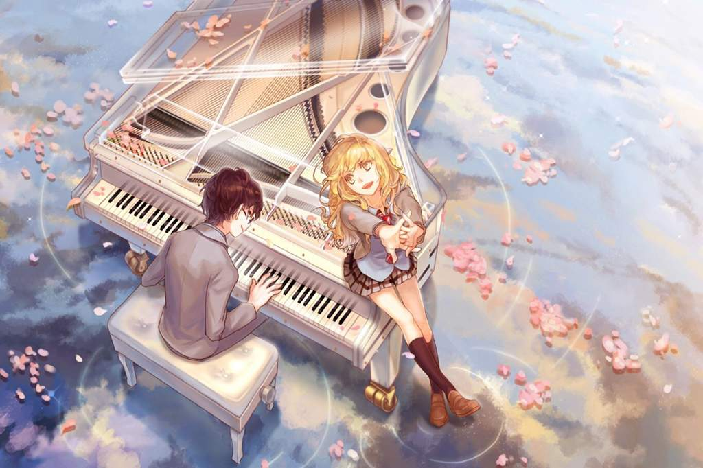 Anime Piano Wallpapers Anime Amino