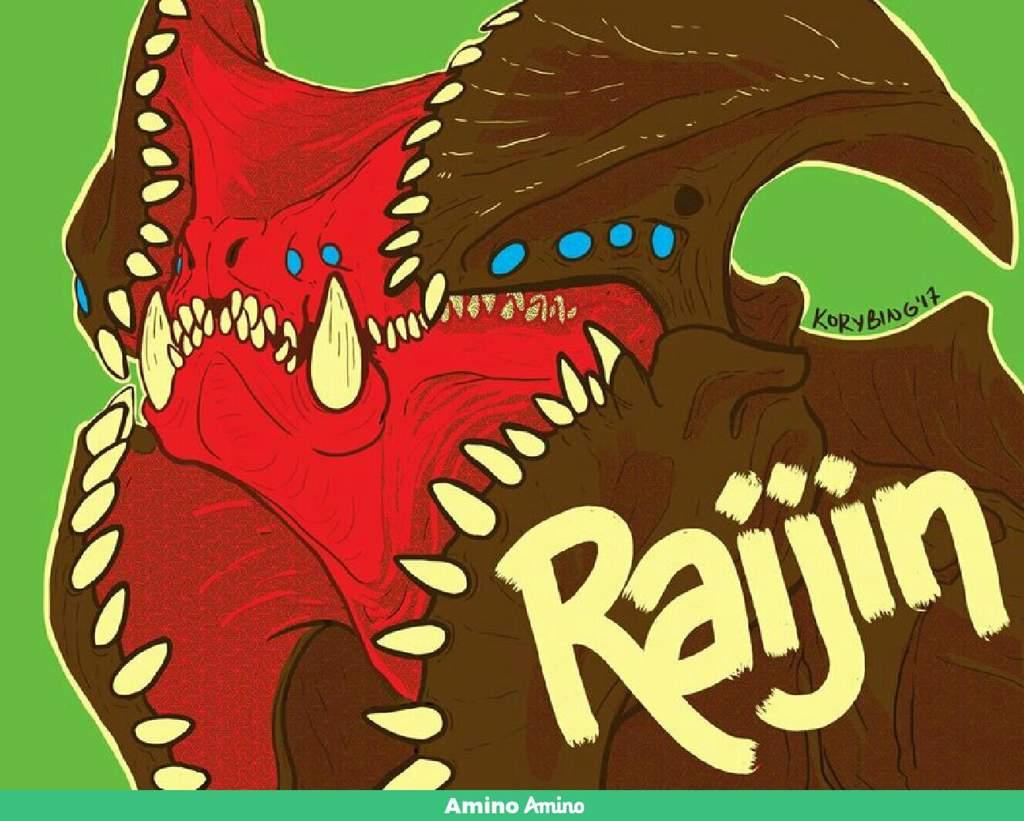 Raijin Chica Titanes Del Pacifico Amino #raiju #raiju the kaiju #tendo choi #pacific rim #kaiju. raijin chica titanes del pacifico amino