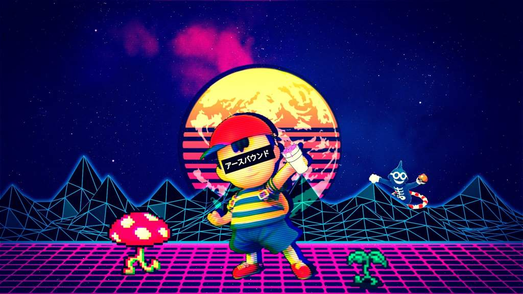 Cool Earthbound Wallpaper New Wallpapers