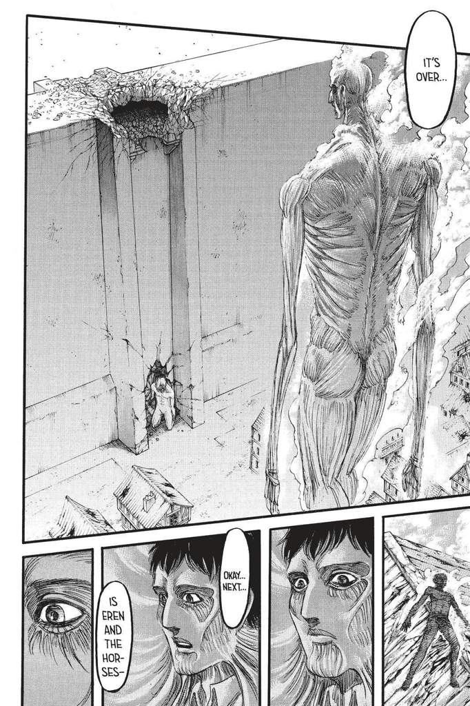Explanation About Armin S Colossal Titan Attack On Titan Amino