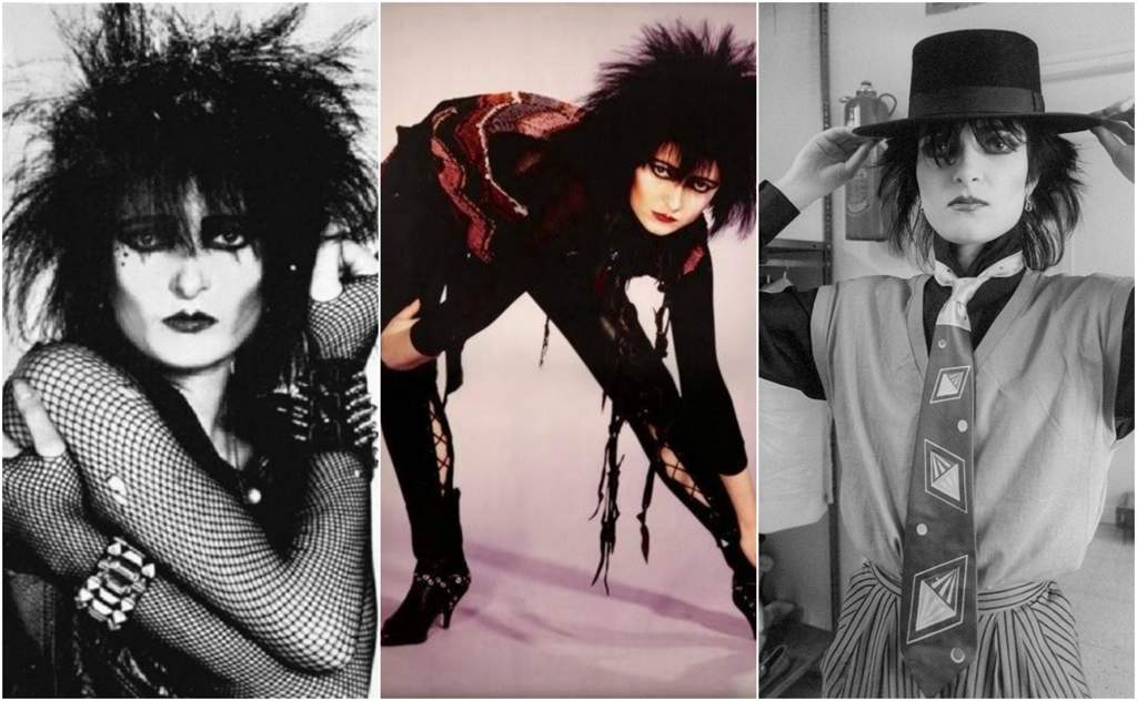 Siouxsie and the Banshees🎵