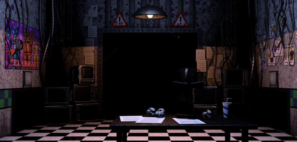 Fnaf 2 Office Mystery Five Nights At Freddys Amino