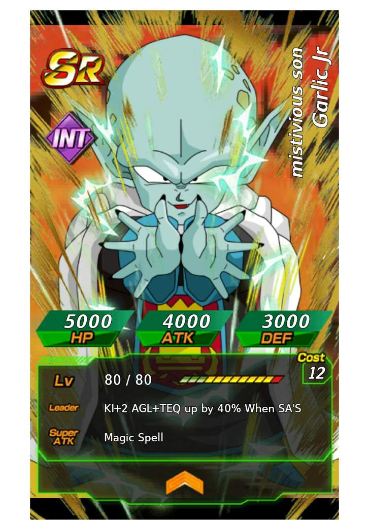 Dokkan Battle Garlic Jr Banner Dragonballz Amino Garlic may help provide dietary support for normal, healthy cardiovascular function.* *these statements have not been evaluated by the food and drug administration. dokkan battle garlic jr banner