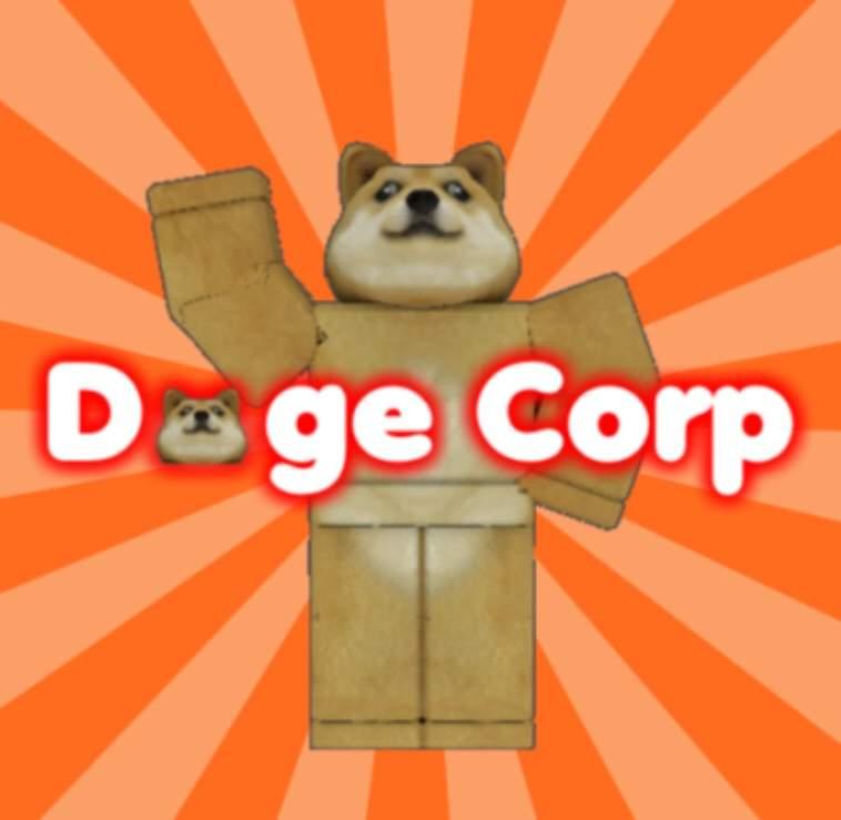 Doge Corp Roblox Amino