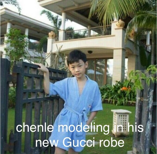 Chenle being a stud pt.2
