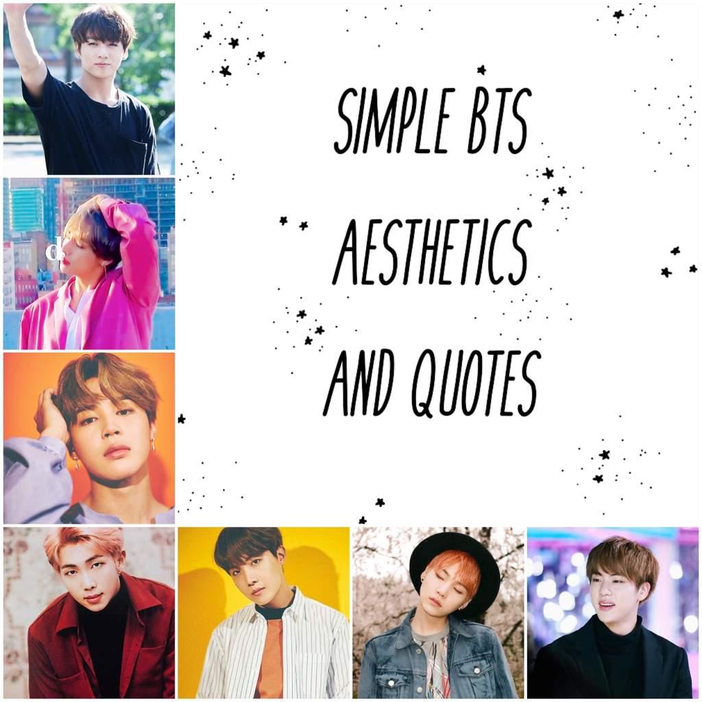 Happy Bts Aesthetic Wallpaper Quotes - Wallpaper Aesthetic