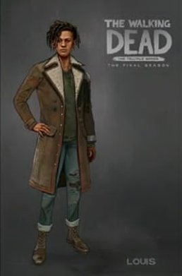 THE WALKING DEAD GAME SEASON 4 CONCEPT ART