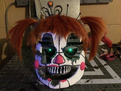 Scrap Baby Wiki Five Nights At Freddy S Amino