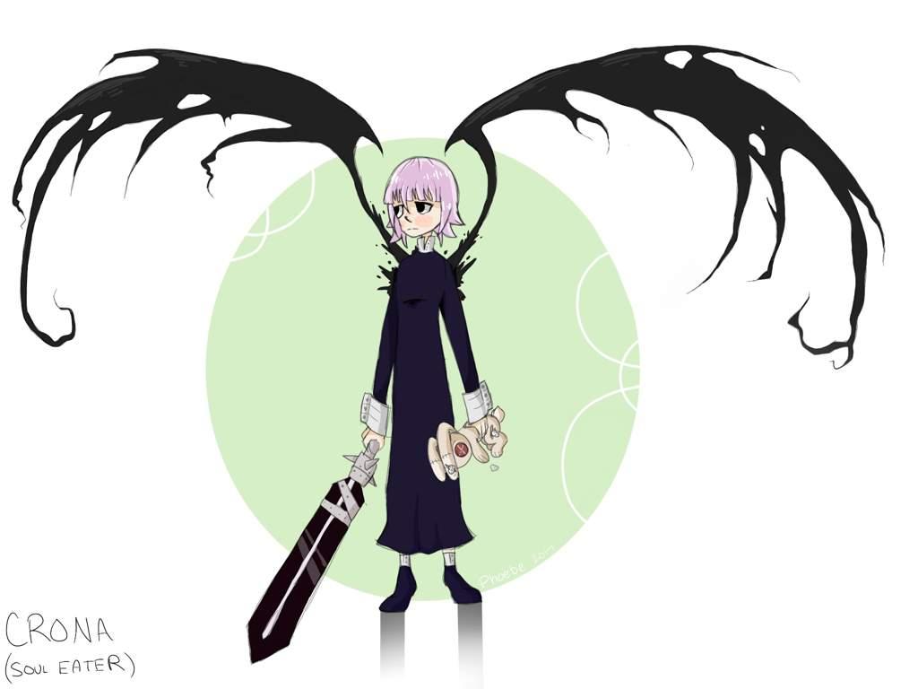 Soul Eater Crona Fanart Anime Amino
