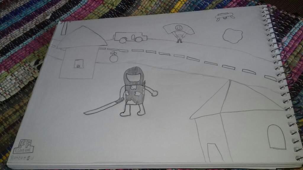 Dibujos De Fre Fire Para Pintar: Elite One [BR] Amino