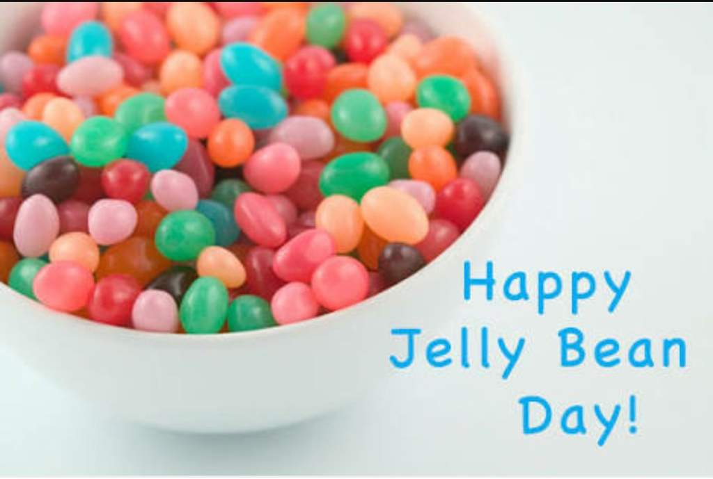 Jelly Bean Day1