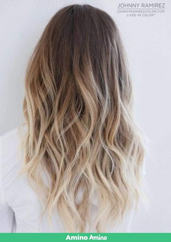 Colores de cabello 2019
