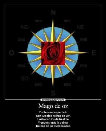Mägo De Oz La Rosa De Los Vientos Musical Expression Amino