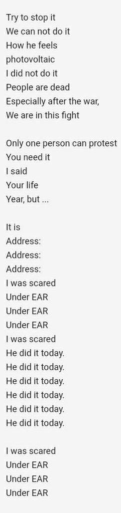 Google translate sings: Scared Of Me | Glitchtale