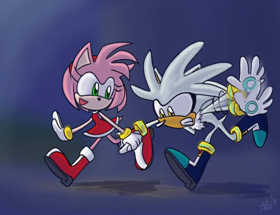Theory on Silver's Parents and Silver's Past | Sonic the