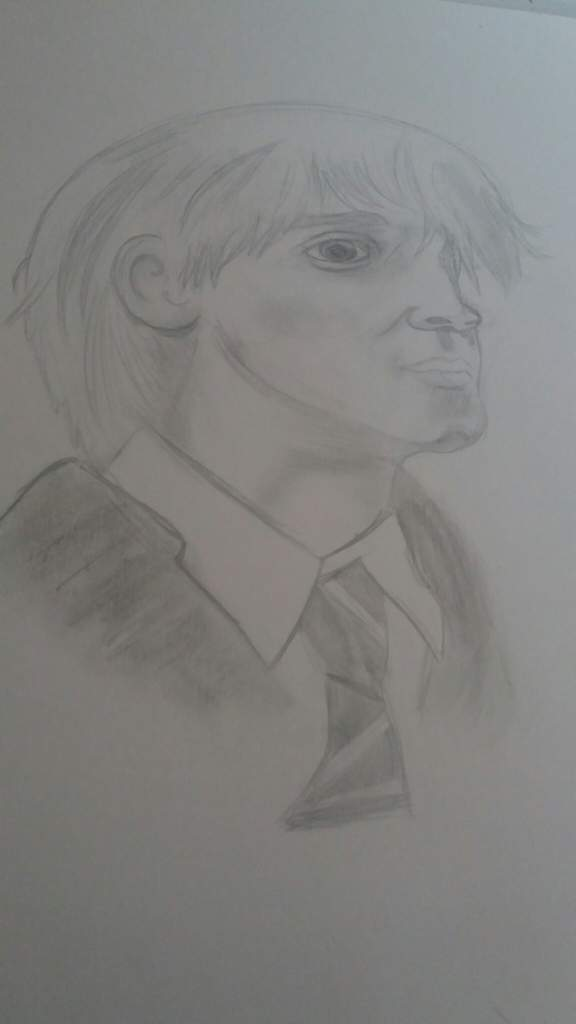 Draco Malfoy Drawing Harry Potter Amino
