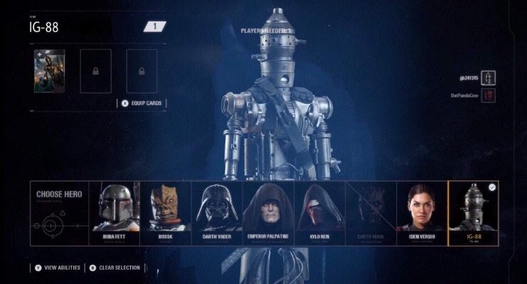 Awesome IG-88 Battlefront Concept Art | Star Wars Amino