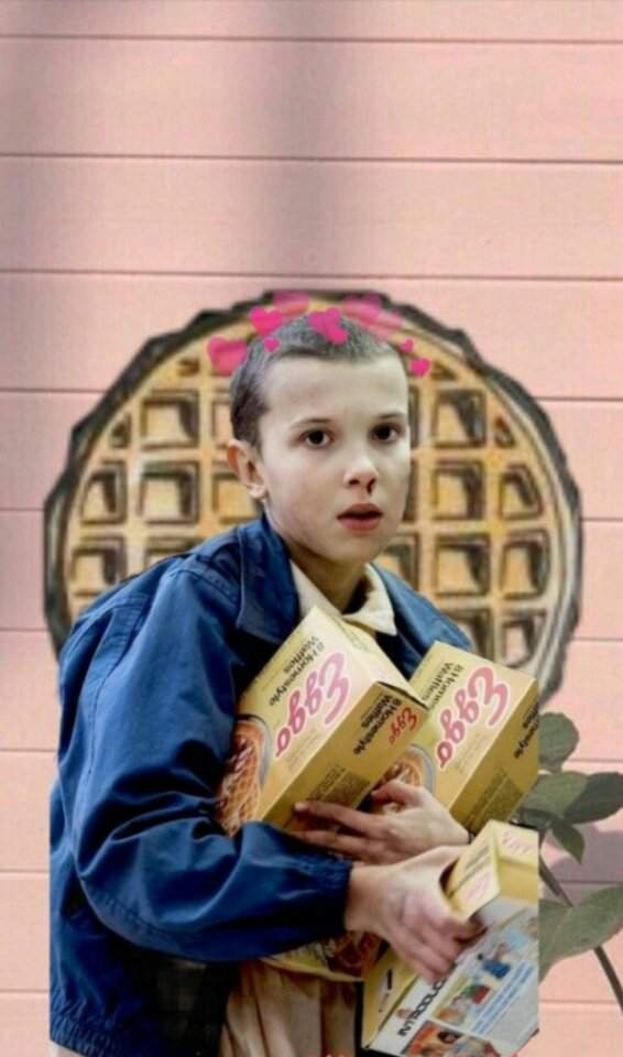 Eleven Wallpaper Edit Stranger Things Amino