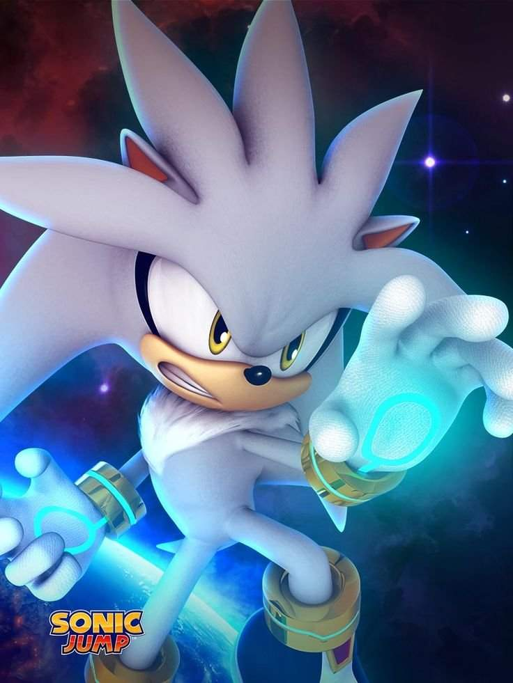 Theory On Silver S Parents And Silver S Past Sonic The Hedgehog Amino