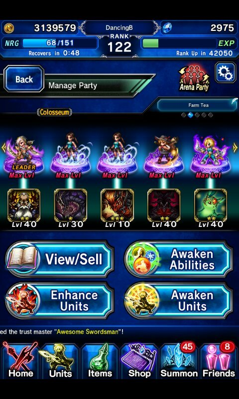 FFBE: The Complete Idiot's Guide on Team Building | Final Fantasy Amino