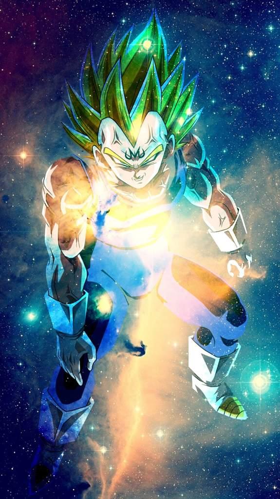 Dragon Ball Z Majin Vegeta Wallpaper