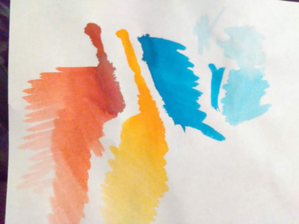 Use Food Coloring As Watercolors Art Amino