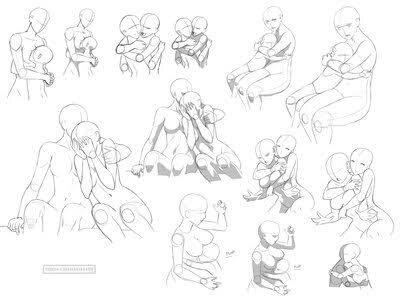 How I draw! Head anatomy/head shots   Doki Doki Literature Club! Amino