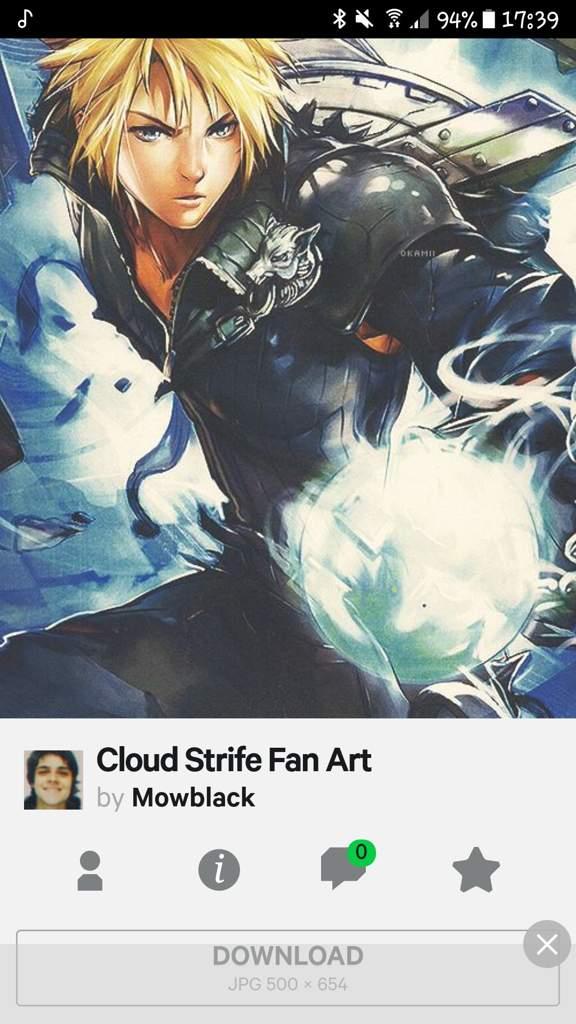 Female Cloud Drawing Final Fantasy 7 Amino