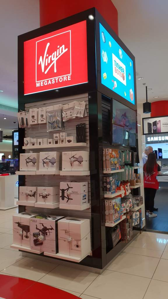 Virgin Megastore, Mall of The Emirates, Dubai   Bullet