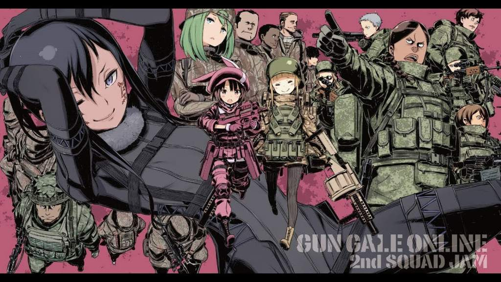 Sword Art Online Alternative: Gun Gale Online - SAO Alternative Gun Gale Online