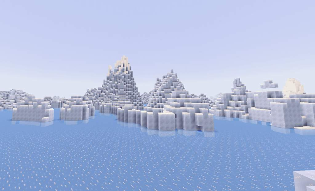 Icebergs Diamond Axe Minecraft Amino If you mine blue ice minecraft, without silk touch, it'll shatter. icebergs diamond axe minecraft amino