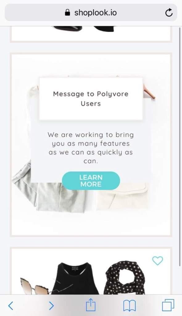 Polyvore alternatives app