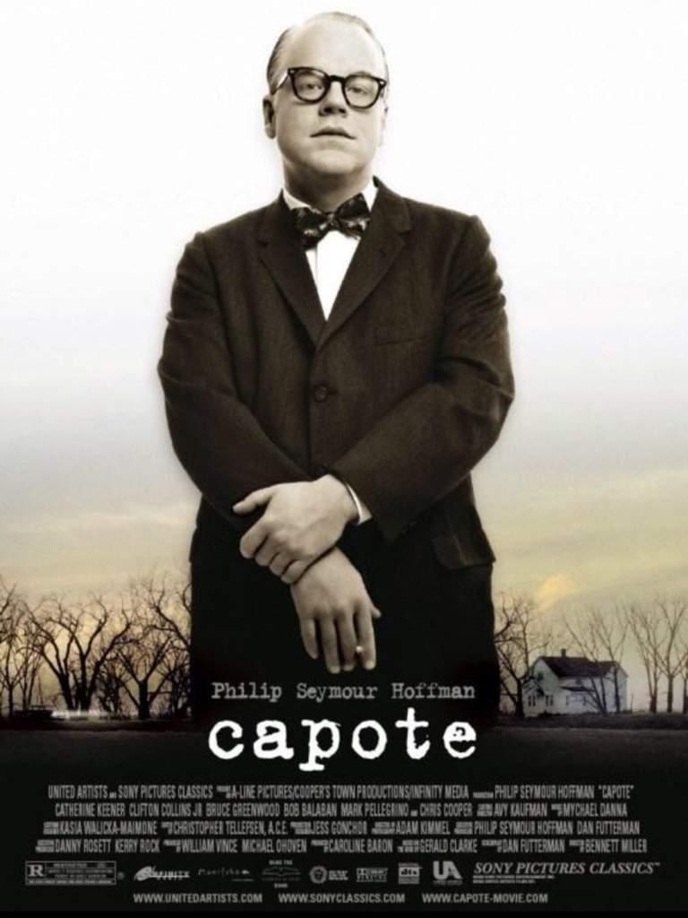 Arte hecho película: Truman Capote | Historia Del Arte Amino
