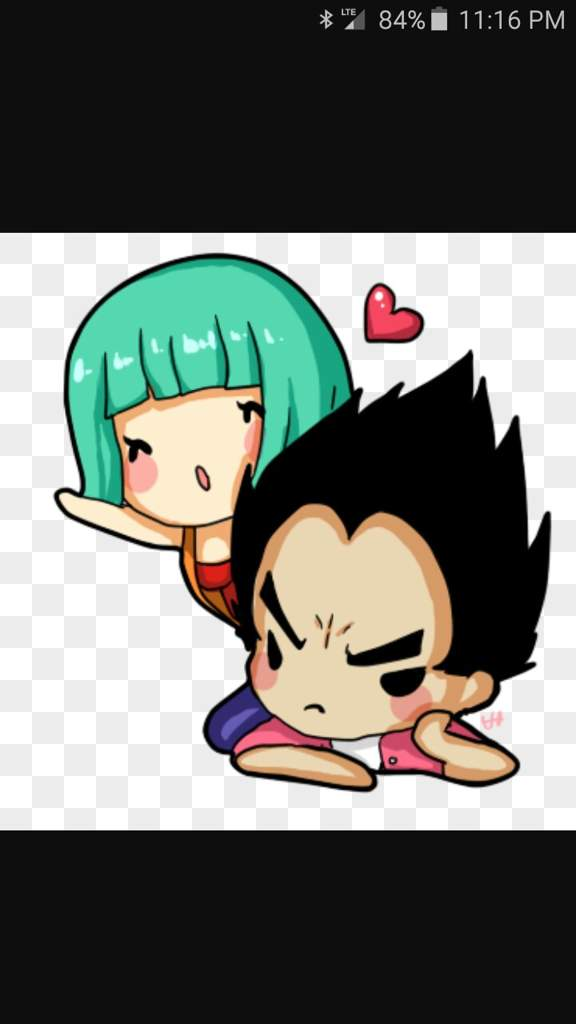 Hoe heeft Bulma hook up met Vegeta dating een Steenbok Waterman knobbel
