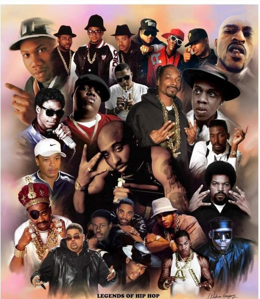 Annual Review Favourite Rappers Of All Time Rap Hip Hop