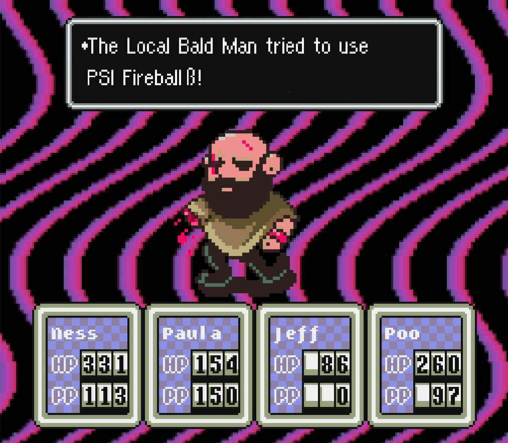 Your grandpap a trap   EarthBound Amino