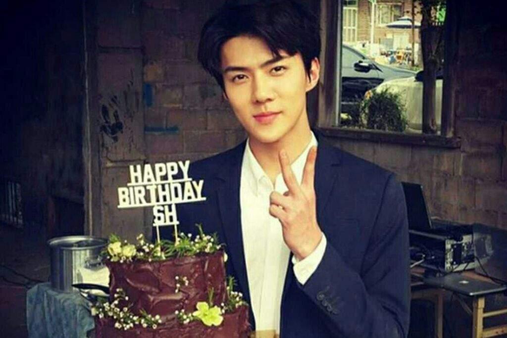 sehun birthday Exo sehun birthday ♡♡♡ | K Pop Amino sehun birthday