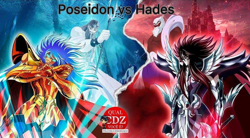 Top Five Hades Saint Seiya X Reader - Circus