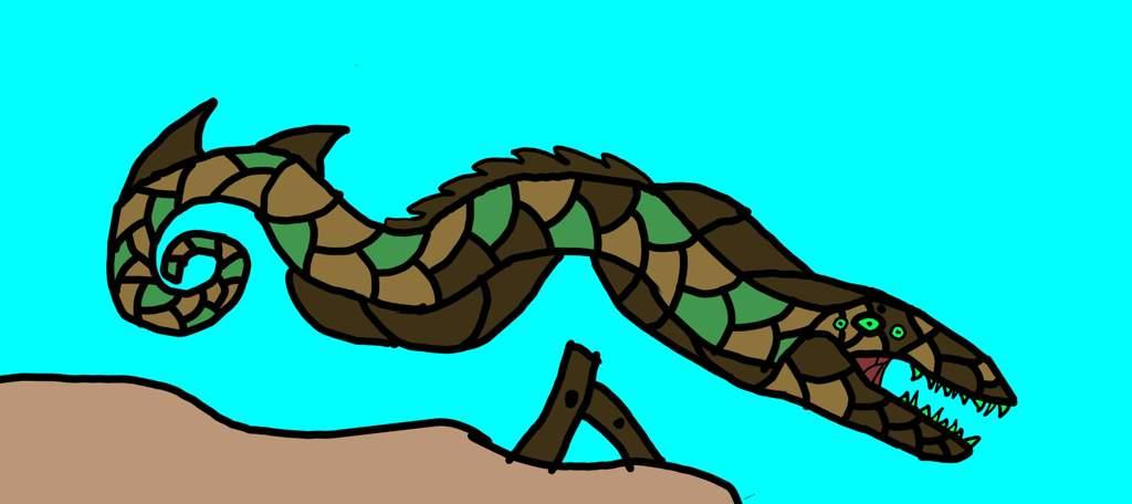 The lost eel! | Subnautica💧 Amino