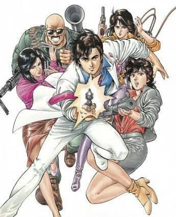 City Hunter Ll Gem Of Classics Anime Amino