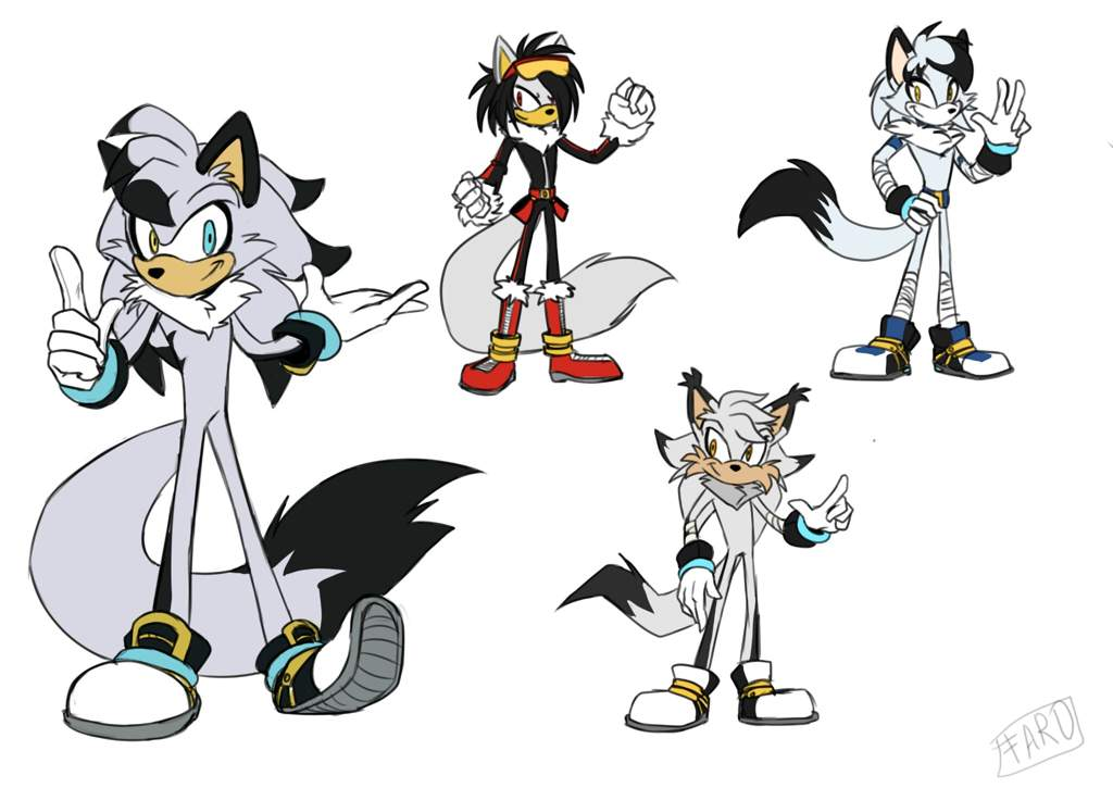 Old Versions Of Skai Design Sonic The Hedgehog Amino