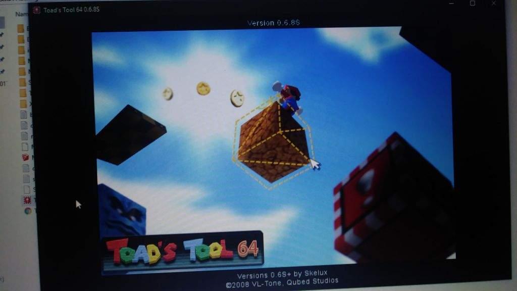 Day 1 of SMG2 Hacking    Success!   Super Mario Galaxy Amino